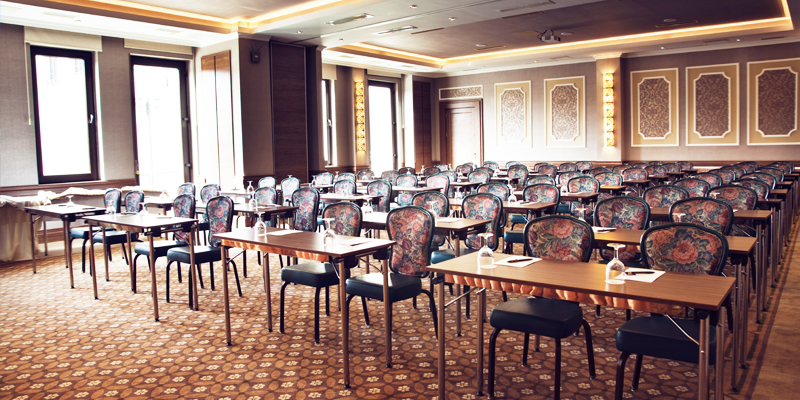 Toplantı Salonu & Meeting Rooms